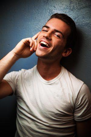 Headshot of Bryce McKinney, an actor in Los Angeles, CA